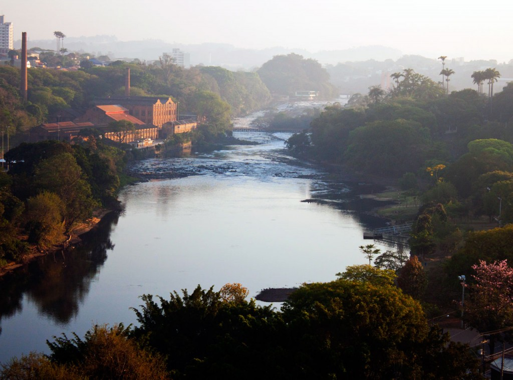 Rio de piracicaba
