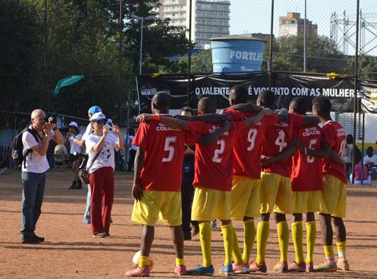 CopaDosRefugiados