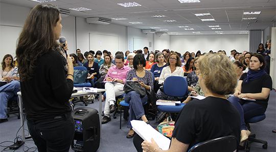 Evento reuniu 150 pessoas na capital paulista.