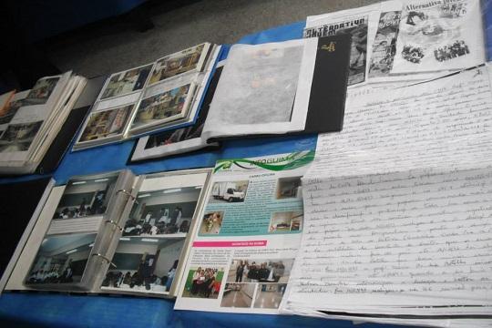 Material produzido pelos alunos-pesquisadores.