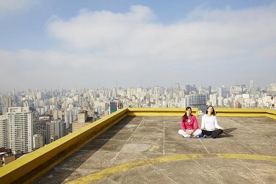 Em busca de uma cidade saudável, Virada da Saúde ocupou diversos espaços de São Paulo.
