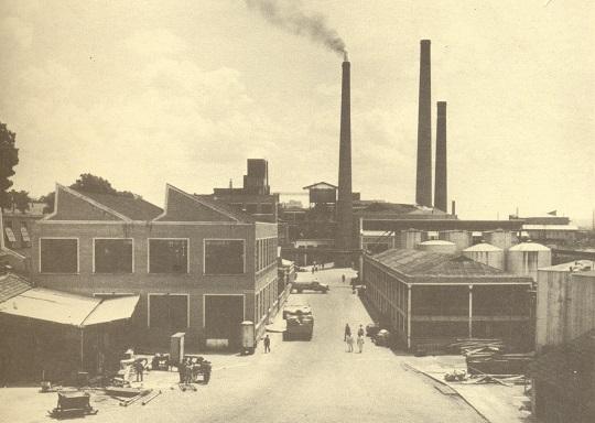 No início do século 20, Parque Matarazzo ajudou a desenvolver a indústria em São Paulo.