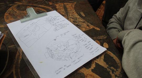 Visão geral das trilhas é apresentada por Matheus, 7.
