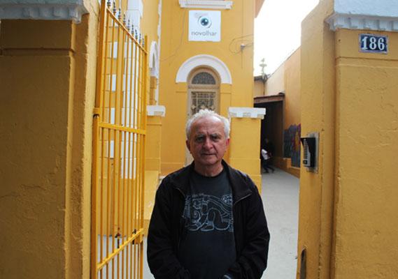 Paulo Santiago, fundador da Novolhar.