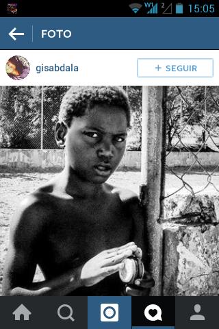 Fotografia de Gisele Abdala venceu a primeira edição do concurso.