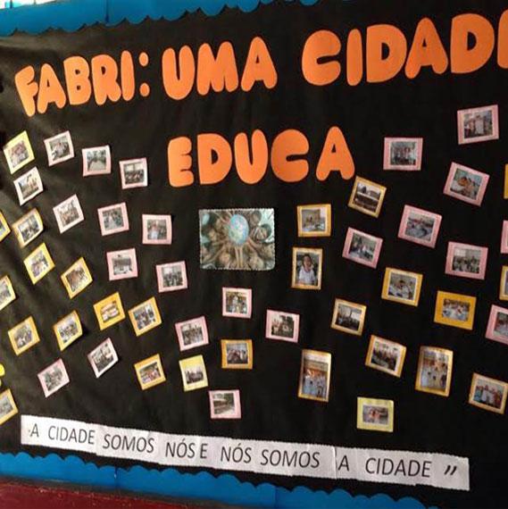 Resultado da atividade de estudantes de Coronel Fabriciano.