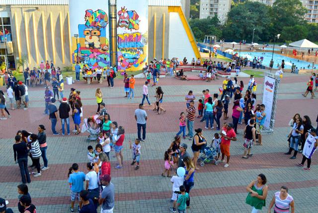Comunidade no CEU Paraisópolis