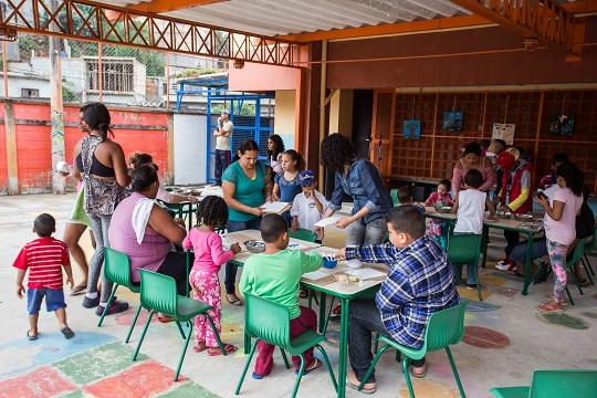Conheça a escola que se abriu para a comunidade, mudou suas práticas na educação e fortaleceu o desenvolvimento de um território educativo em São Paulo.