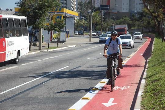 O lançamento da Pesquisa sobre Mobilidade Urbana fez parte da Semana da Mobilidade em São Paulo, que acontece até o dia 25/9.