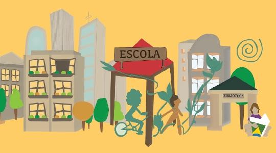 """""""Uma cidade educadora tem que ser intencionalmente educadora, resultado de um arbítrio, de uma escolha."""""""