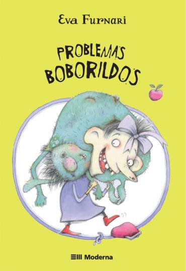 Capa do livro Problemas Boborildos
