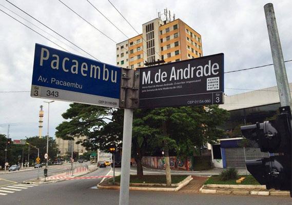Projeto ressalta logradouros que homenageiam afrobrasileiros.
