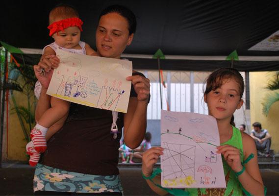 Cidade para crianças: Fala Criança é um projeto do CriaCidade