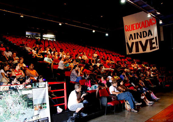 audiência sobre futuro da fábrica de cimento de Perus