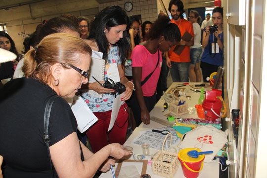 Segunda etapa do curso sobre Cidade Educadora uniu temas de mobilidade urbana e aprendizagem criativa e propôs uma série de desafios aos professores.