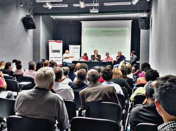 debate sobre democracia participativa em são paulo