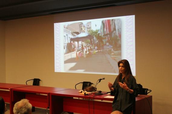 Ana Estela Haddad saudou a iniciativa de trazer a formação docente para as questões do território.