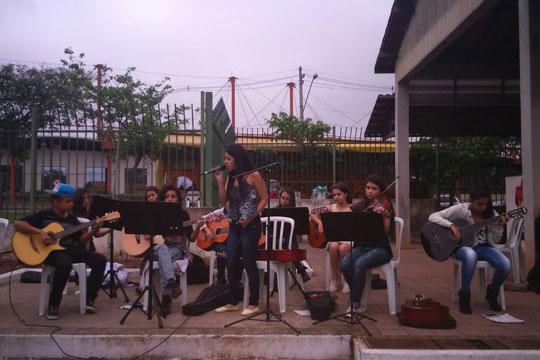 Localizado na zona noroeste da capital paulista, o parque educador Pinheirinho D'Água é espaço de ações articuladas promovidas pelas escolas da região.