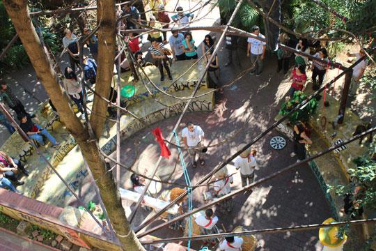 Em seis encontros, o curso Potenciais Educativos da Cidade utilizou diversos espaços e equipamentos públicos da capital paulista.