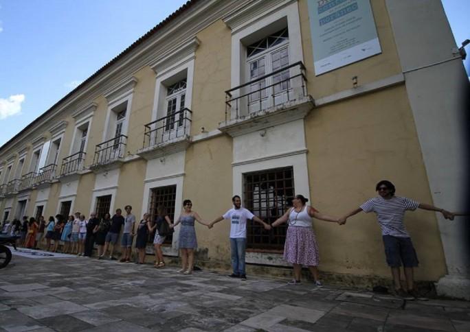 Em Belém do Pará, mobilização comunitária quer a permanência de museu na Casa das Onze Janelas