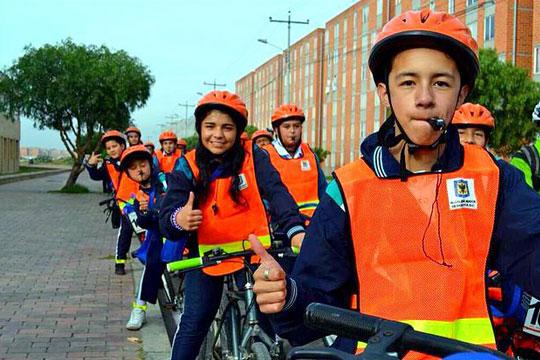 Com experiências registradas em 13 países, iniciativa internacional já listou cerca de 80 projetos que trabalham com mobilidade urbana e infância.