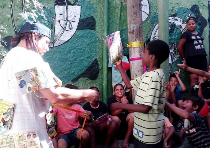 Projeto Viela chega aos sete anos potencializando sonhos de crianças do Jardim Ibirapuera