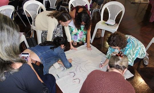 Conane Canganda reuniu, durante dois dias, mais de vinte experiências do Distrito Federal, Goiás, Mato Grosso e Mato Grosso do Sul.