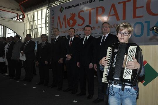 Em sua 31ª edição, a Mostratec teve início nesta terça-feira (25/10) e prossegue até a próxima sexta, em Novo Hamburgo (Rio Grande do Sul).
