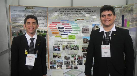 Na Mostratec, maior feira de ciência jovem da América Latina, estudantes apresentam projetos que impactam diretamente suas comunidades.