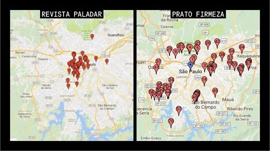 """Prato Firmeza tem o objetivo de avaliar a comida que é feita """"da ponte pra lá"""", ou seja, na imensa periferia que São Paulo guarda em suas margens."""