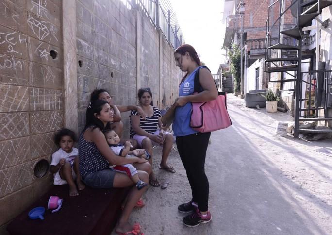 São Paulo Carinhosa empodera agentes comunitários de saúde na relação com as famílias