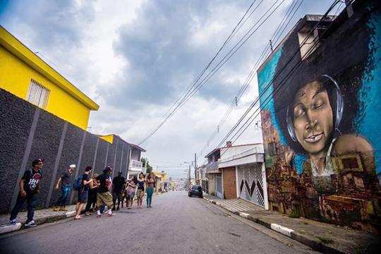 Próximo evento da Favela Galeria acontece no próximo sábado (19/2), em São Mateus, na zona leste de São Paulo.