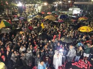 Virada Cultural 2017 teve pouco público. A prefeitura estimou 1,6 milhão de pessoas