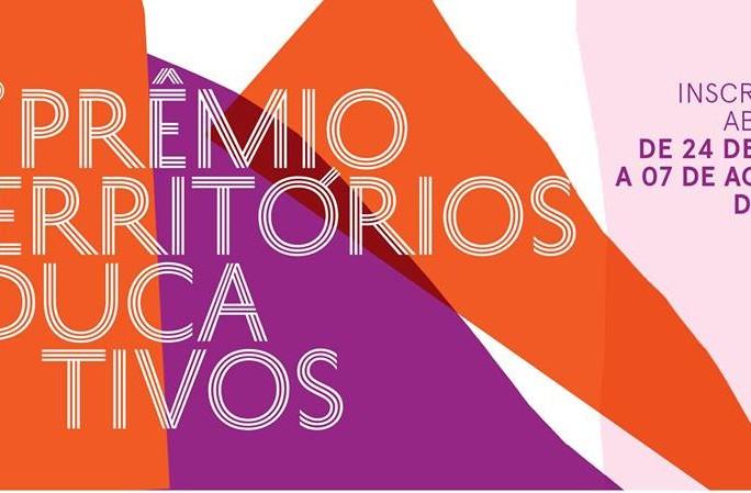 Prêmio Territórios Educativos abre inscrições