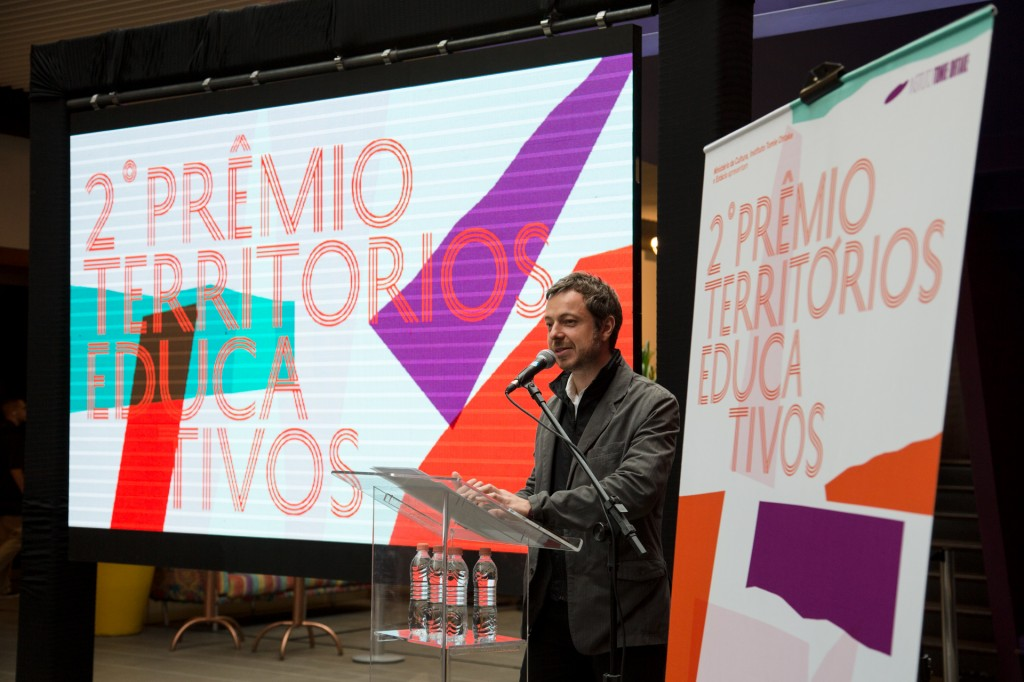 Felipe Arruda, do Instituto Tomie Ohtake, idealizador do Prêmio