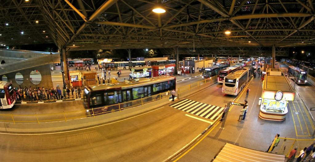 Terminais de Ônibus estão inclusos no pacote de concessões de São Paulo