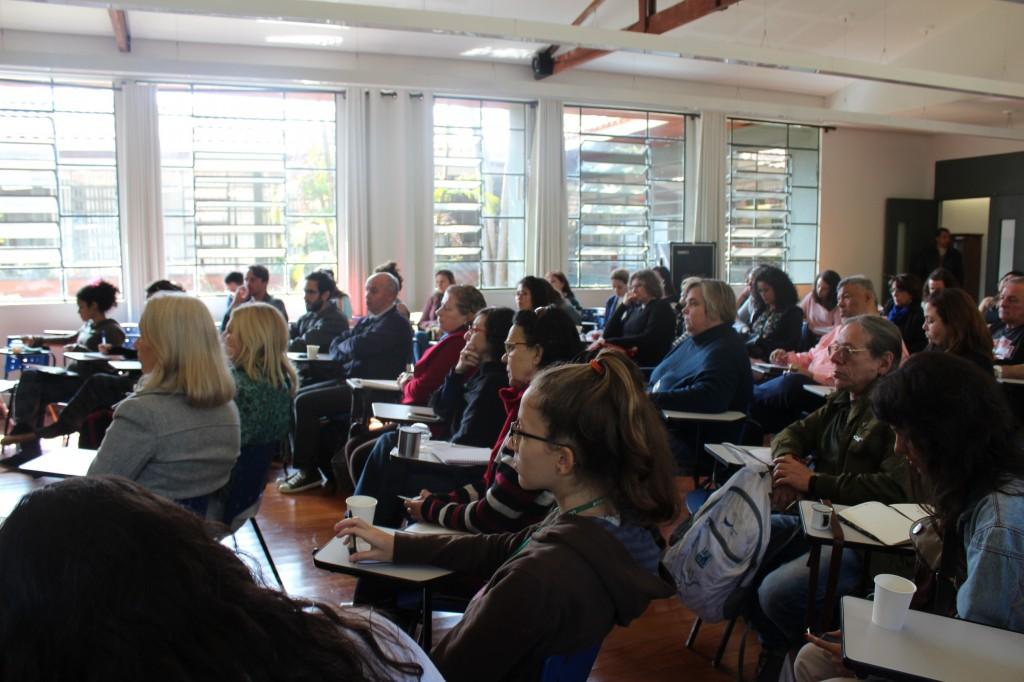 Publico debateu a articulação da agenda de Cidade Educadora com a Agenda 2030, em debate na UMAPAZ