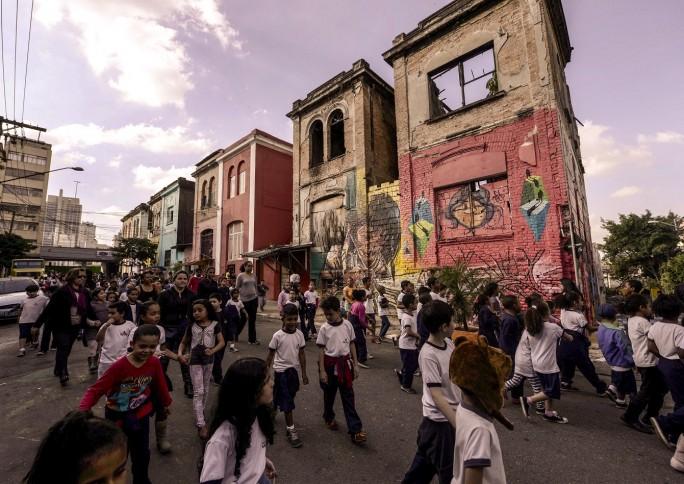 São Paulo e o sonho de uma Cidade para Crianças