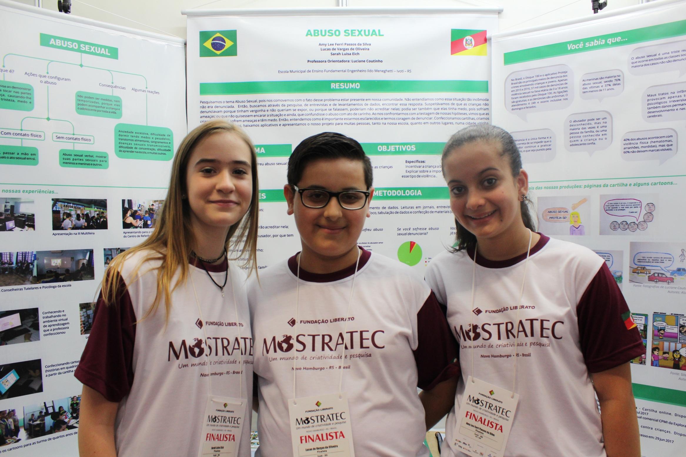 Mostratec Junior traz projetos sobre saúde mental, acessibilidade e sustentabilidade