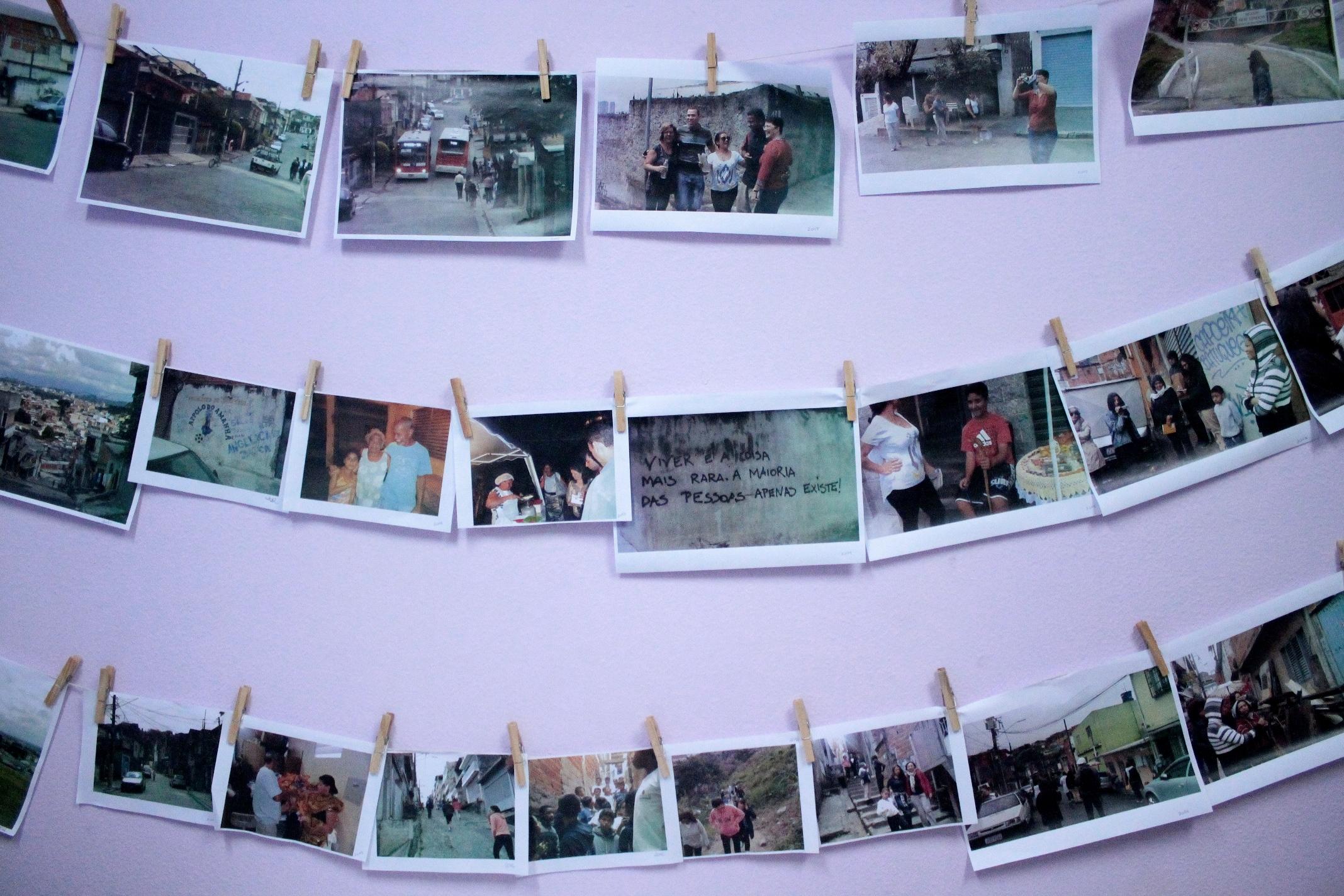 Integrante do projeto Memórias, a exposição atual do Memorial Solano Trindade fotografa o cotidiano do bairro