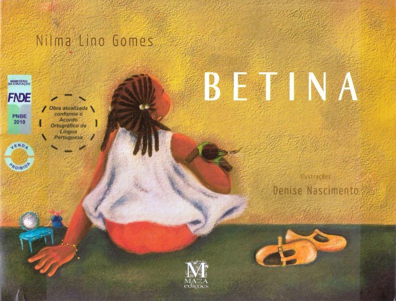 Livros contra o racismo: Betina
