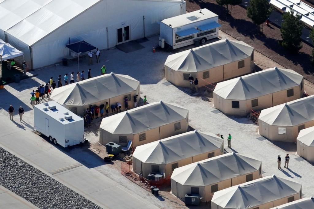 abrigo provisório nos estados unidos