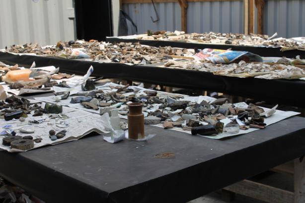 arquivos e achados arqueológicos no cais do valongo