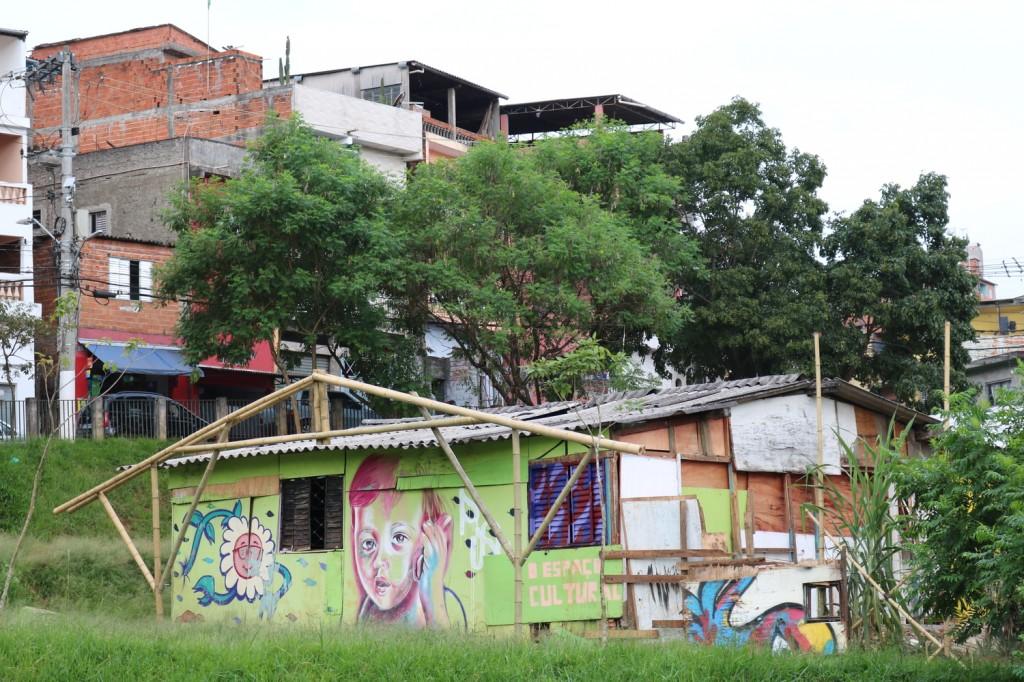 estrutura desse espaço cultural