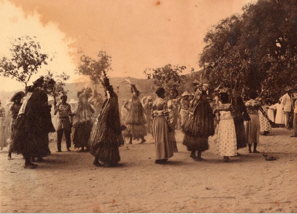 celebração pankararu