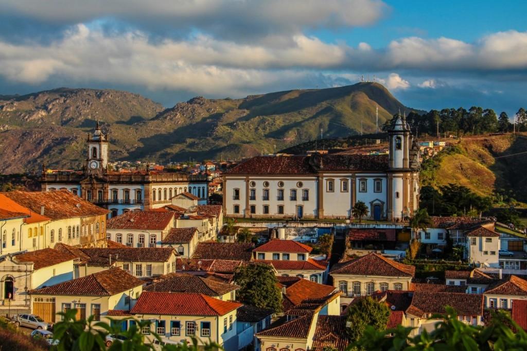 Conjunto arquitetônico e urbanístico de Ouro Preto