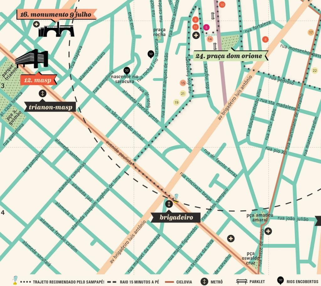 detalhe do mapa do bixiga