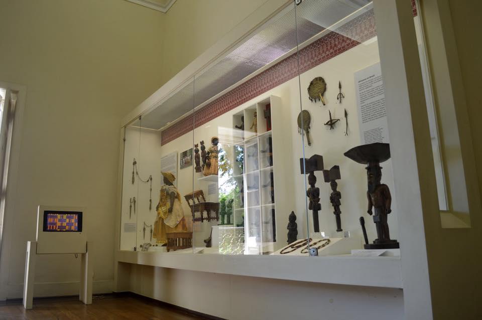 acervo africano do museu nacional