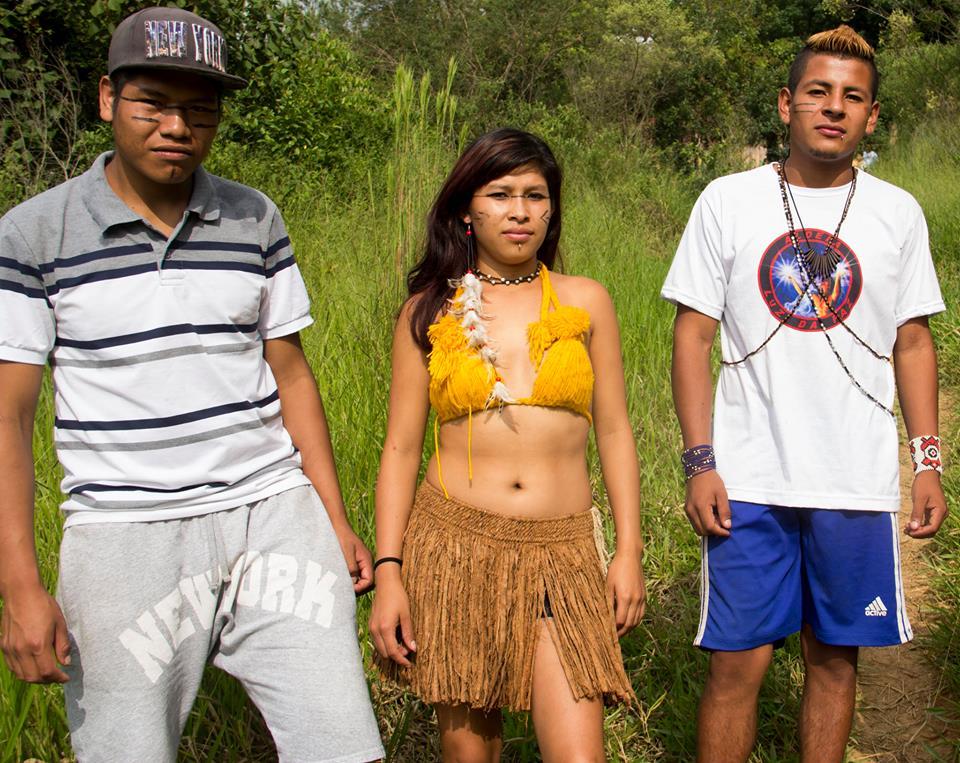 integrantes do grupo oz guarani