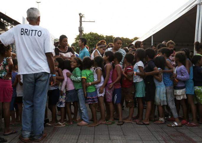 As precariedades enfrentadas por crianças e adolescentes venezuelanos no Brasil